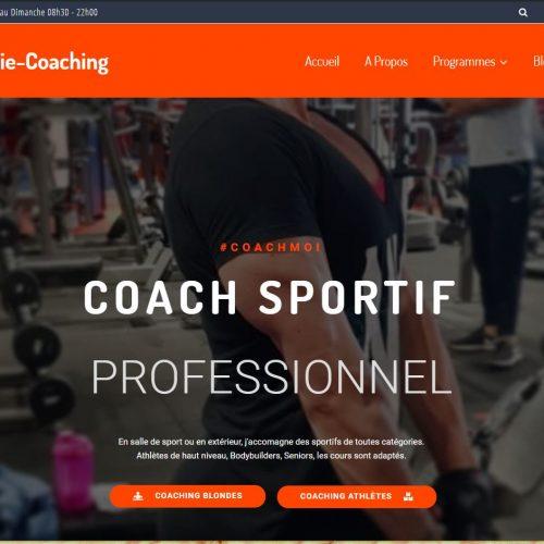 Elodie coaching Nice